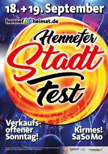 Stadtfest Hennef 2021